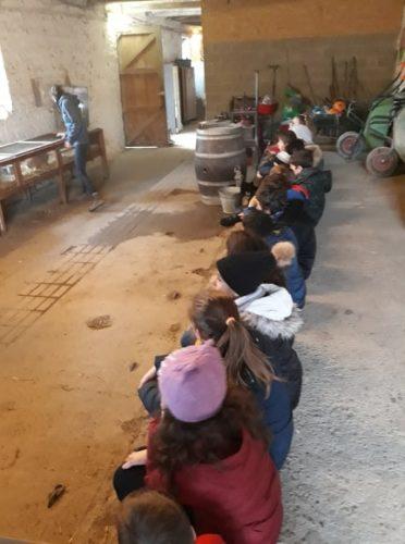 Classes de ferme P3 à P6