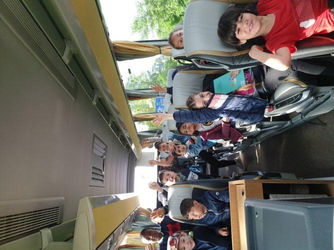 P1-P2 : Excursion à Chiny